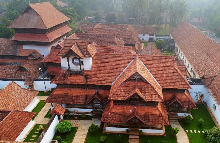 Kovalam-Padmanabhapuram Palace