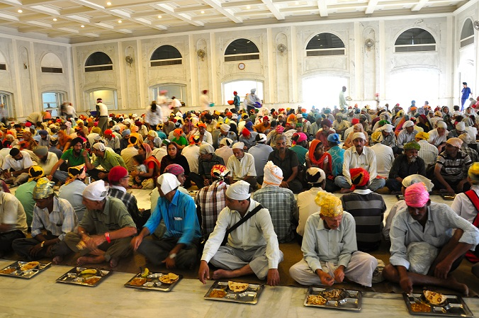 Guru Ka Langar – Community Kitchen
