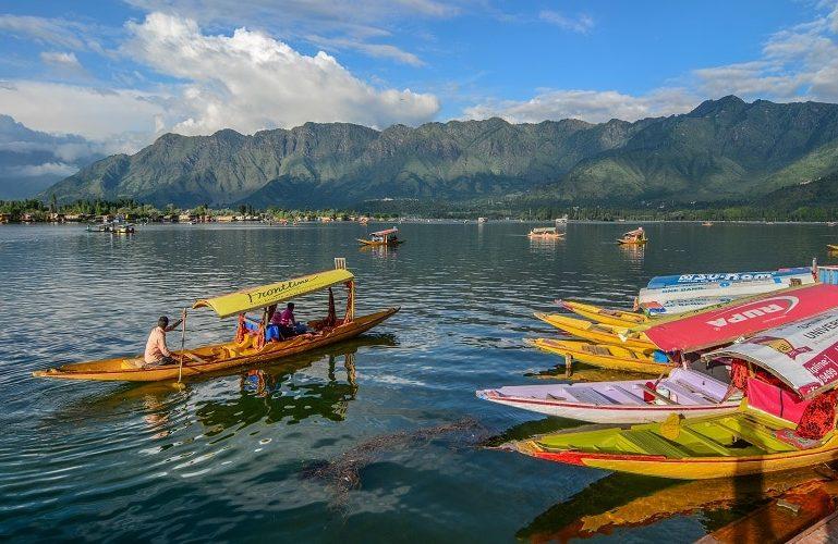 Dal Lake – Srinagar