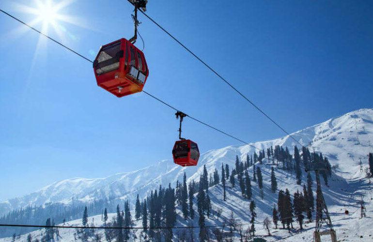 Gondola Ride – Gulmarg