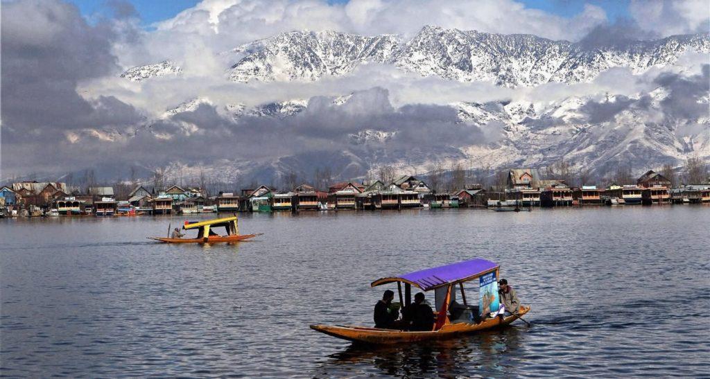 Dal Lake – Shikara Ride