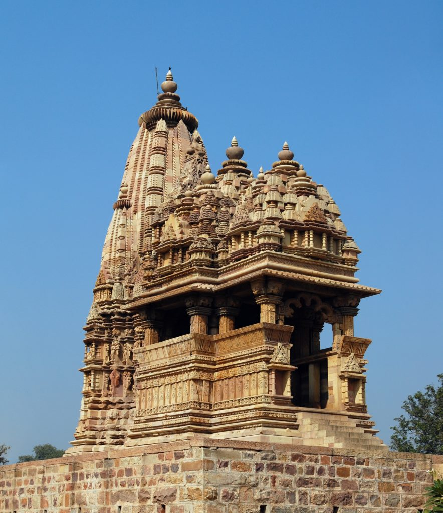 Western Group of Temple, Khajuraho