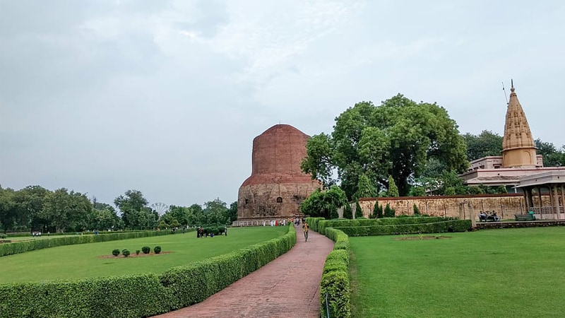 sarnath sightseeing