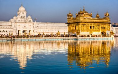 The Golden Temple - Amritsar